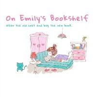 On Emily's Bookshelf
