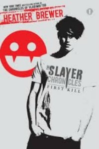 Review: First Kill by Heather Brewer