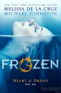Want to Win An ARC of Frozen by Melissa de La Cruz?