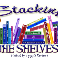 Stacking the Shelves #2: In Which Shiny Things Distract Me