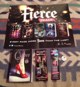 Fierce Reads Prizes!