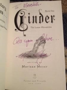 Signed CInder