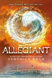 Review: Allegiant by Veronica Roth (Contains Spoilers)