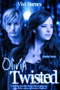 Olivia Twisted COVER