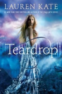 500 Twitter Follower Giveaway: ARC of Teardrop by Lauren Kate