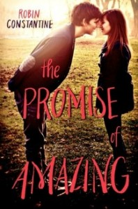 Interview + Giveaway: The Promise of Amazing by Robin Constantine