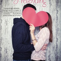 Cover Reveal: The Fine Art of Pretending by Rachel Harris