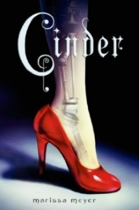 Review: Cinder by Marissa Meyer (Review + Audiobook Clip)