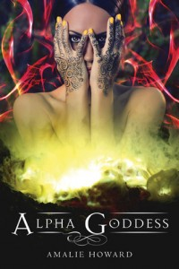Review: Alpha Goddess by Amalie Howard