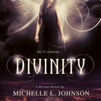 Cover Reveal: Divinity by Michelle L. Johnson