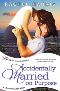 Review: Accidentally Married on Purpose by Rachel Harris