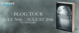 Restraint Blog Tour Banner