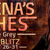 Spotlight Post: Athena's Ashes by Jamie Grey (Excerpt + Interview)