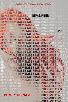 Review: Remember Me by Romily Bernard