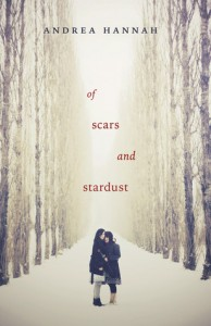 Review: Of Scars and Stardust by Andrea Hannah
