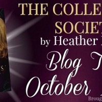 Blog Tour: The Collectors' Society by Heather Lyons (Character Interview + Giveaway)