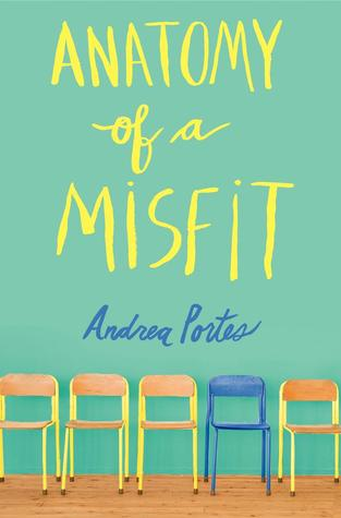 Review: Anatomy of a Misfit by Andrea Portes
