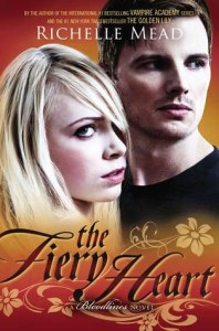 Review: The Fiery Heart by Richelle Mead