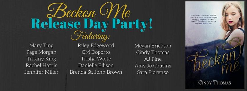Beckon Me release party