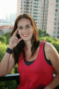 Melissa author photo