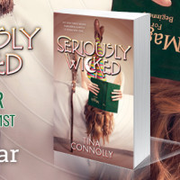Blog Tour: Seriously Wicked by Tina Connolly (Author Interview + Giveaway)