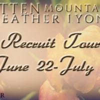 Recruit Tour: The Forgotten Mountain by Heather Lyons (Giveaway)