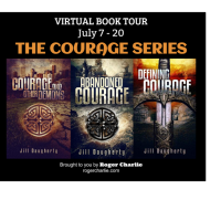 Author Spotlight: The Courage Series by Jill Daugherty (Interview)