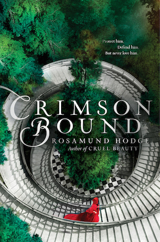 Review: Crimson Bound by Rosamund Hodge