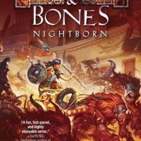 Spotlight Post: Nightborn by Lou Anders (Giveaway)