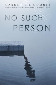 Author Interview: No Such Person by Caroline B. Cooney