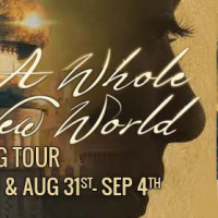 Blog Tour: A Whole New World by Liz Braswell (Spotlight + Giveaway)