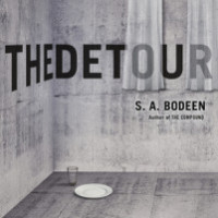 Blog Tour: The Detour by S.A. Bodeen (Interview)