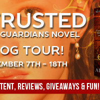 Blog Tour: Entrusted by Allegra Gray (Guest Post + Giveaway)