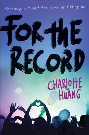 Review: For the Record by Charlotte Huang (Sunday Street Team)