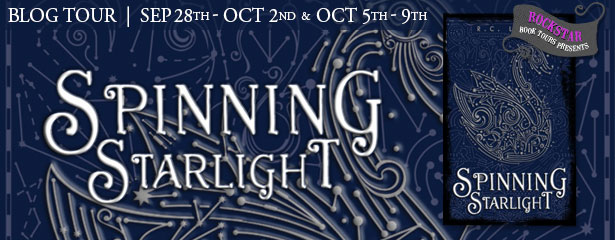 Review Spinning Starlight By Rc Lewis Blog Tour Giveaway
