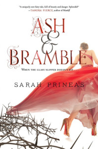 Review: Ash & Bramble by Sarah Prineas