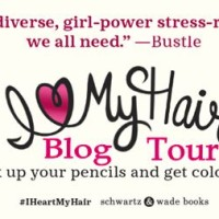 Blog Tour: I Love My Hair by Andrea Pippins