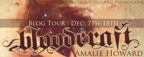 Bloodcraft Tour Banner