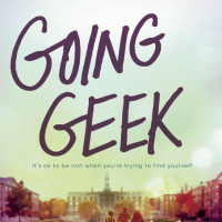 Cover Reveal: Going Geek by Charlotte Huang (Giveaway)