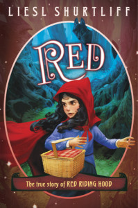 Review: Red: The True Story of Red Riding Hood by Liesl Shurtliff (Blog Tour + Giveaway)