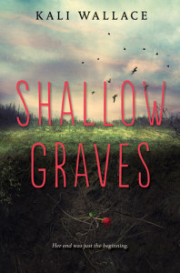 Review: Shallow Graves by Kali Wallace