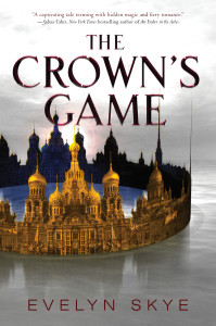 Review: The Crown's Game by Evelyn Skye (Blog Tour + Giveaway)