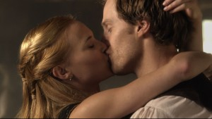 Greer and Leith Kiss