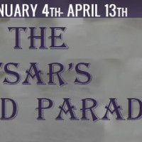 The Tsar's Guard Parade: Five Random Thoughts (Blog Tour + Giveaway)