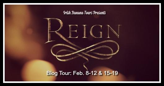 Reign Blog Tour Banner