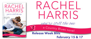 Release Week Blitz: You're Still the One by Rachel Harris (Excerpt, Trailer & Giveaway)