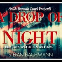 Blog Tour: A Drop of Night by Stefan Bachmann (Interview + Giveaway)
