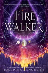 Review: Firewalker by Josephine Angelini