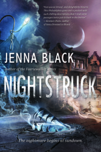 Author Interview: Nightstruck by Jenna Black (Giveaway)