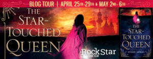 Blog Tour: The Star-Touched Queen by Roshani Chokshi (Spotlight + Giveaway)
